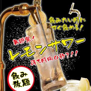 【札幌】提携飲食店のご紹介『餃子とレモンサワー 個室 檸檬家(れもんや)札幌駅前店』
